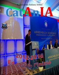 CatAnIA Anno II Numero 1 / s.s. 2015-2016