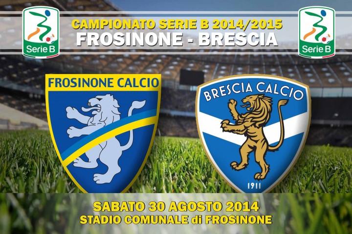 Frosinone Brescia 30/08/2014