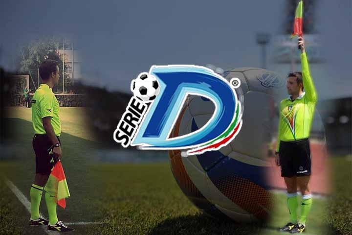 Esordio in Serie D per gli AA Roberto FRAGGETTA e Davide MUSUMECI