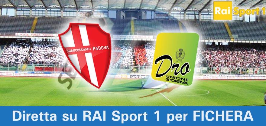 Diretta su RAI Sport 1 per FICHERA