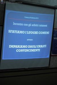 La lezione di Domenico MESSINA