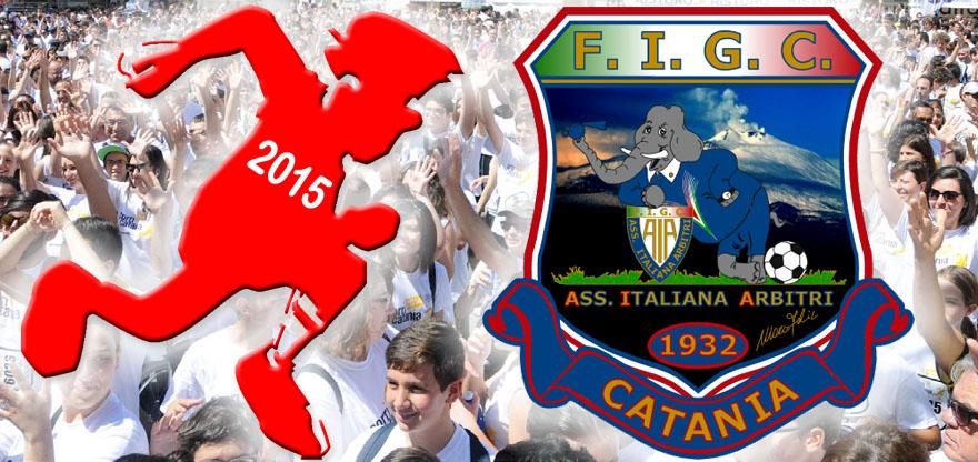 AIA Catania corre per Catania