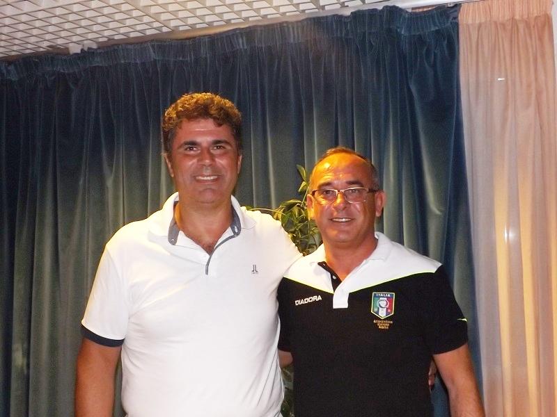 Cirino LONGO e Girolamo POMA